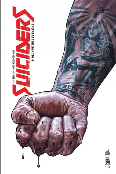 Couverture Suiciders tome 1