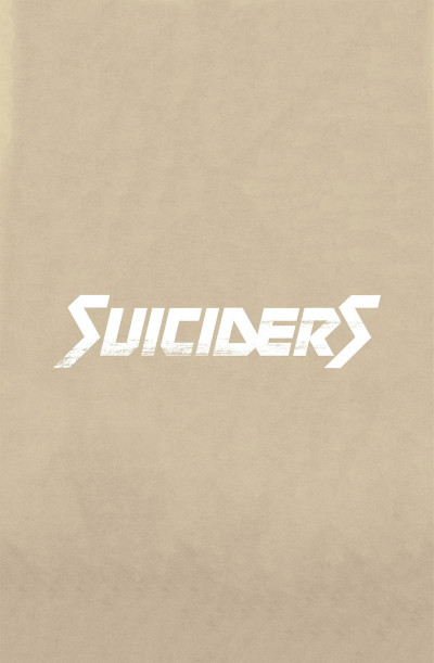Page 1 Suiciders tome 1