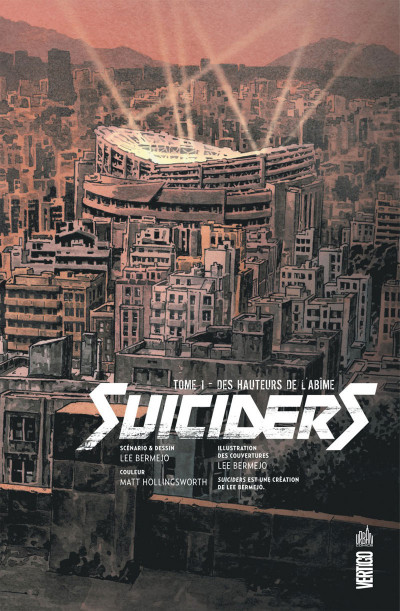 Page 3 Suiciders tome 1