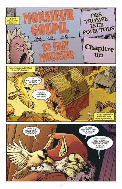 Page 5 Fairest tome 5