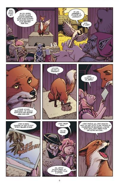 Page 8 Fairest tome 5