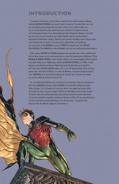 Page 4 Batman et Robin eternal tome 1