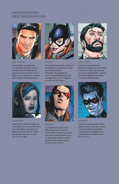 Page 5 Batman et Robin eternal tome 1