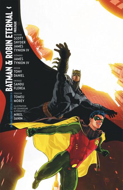 Page 6 Batman et Robin eternal tome 1