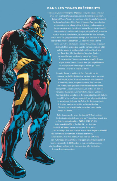 Page 4 Earth 2 tome 4