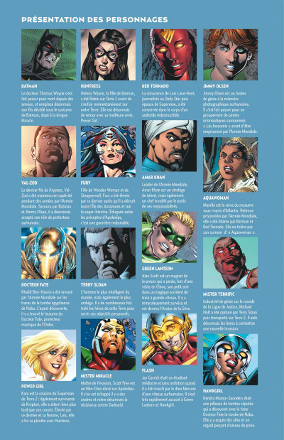 Page 5 Earth 2 tome 4