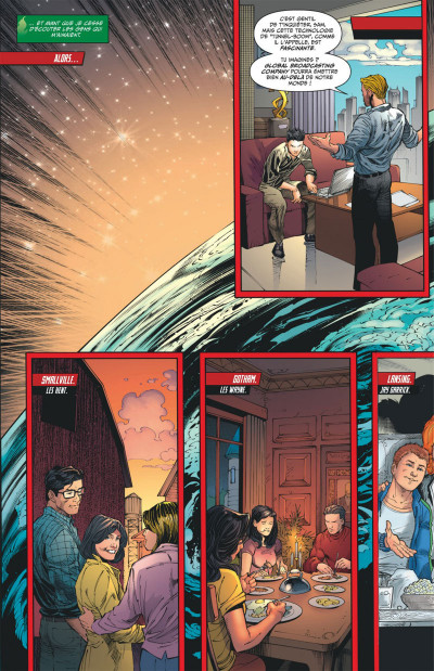 Page 8 Earth 2 tome 4
