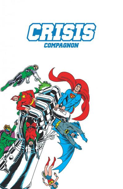 Page 1 Crisis on infinite earths - Le compagnon