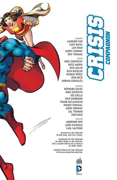 Page 3 Crisis on infinite earths - Le compagnon