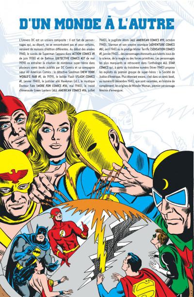 Page 4 Crisis on infinite earths - Le compagnon