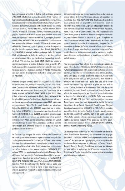 Page 5 Crisis on infinite earths - Le compagnon