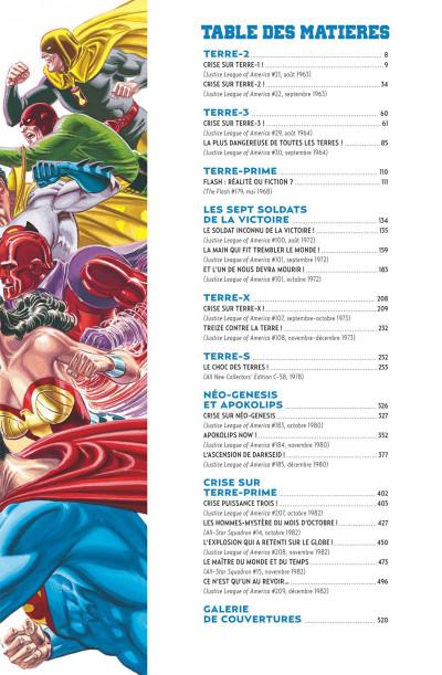 Page 7 Crisis on infinite earths - Le compagnon