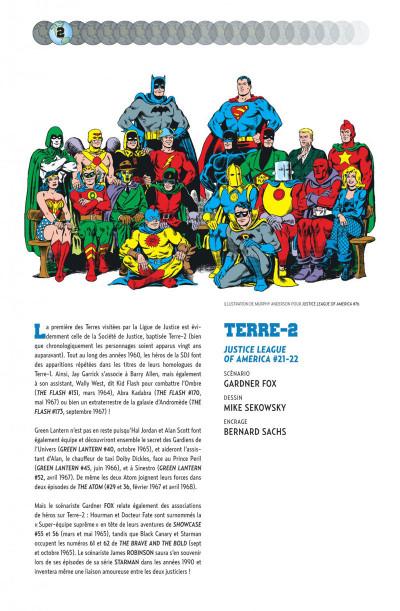Page 8 Crisis on infinite earths - Le compagnon