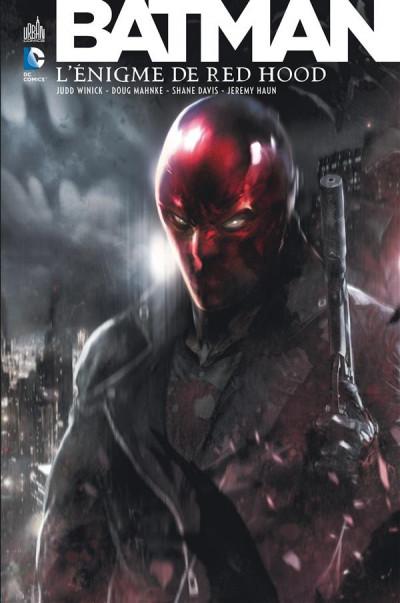 Couverture Batman - L'énigme de Red Hood