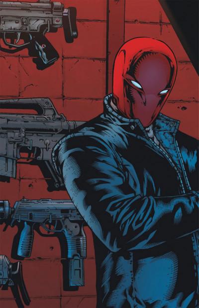 Page 2 Batman - L'énigme de Red Hood