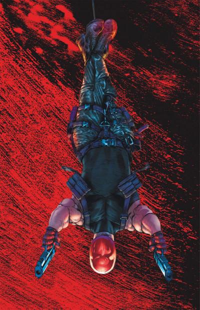 Page 6 Batman - L'énigme de Red Hood