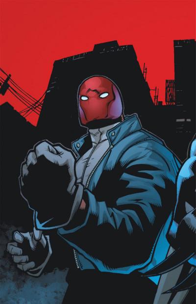Page 8 Batman - L'énigme de Red Hood