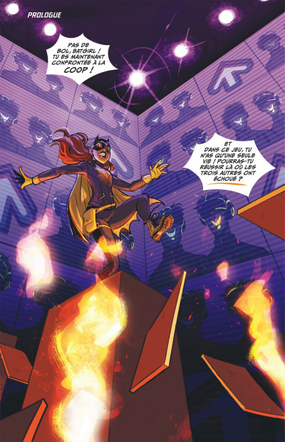Page 7 Batgirl tome 2