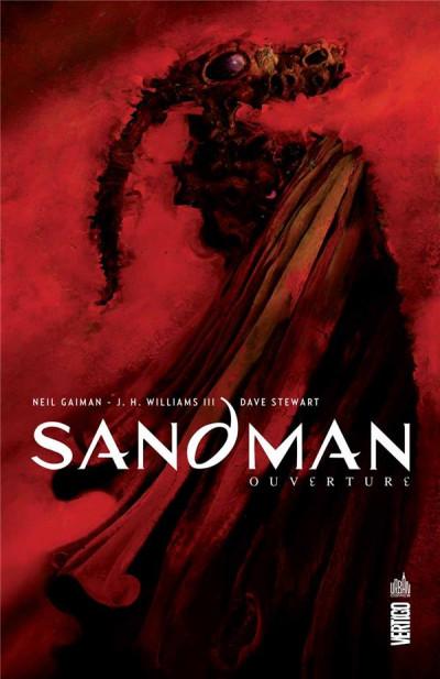 Couverture Sandman tome 0