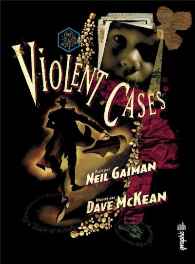Couverture Violent cases