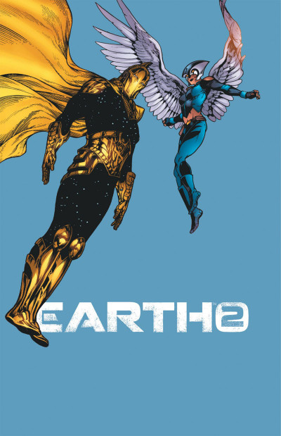 Page 1 Earth 2 tome 5