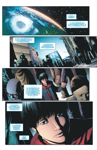 Page 8 Earth 2 tome 5