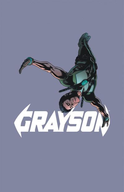 Page 1 Grayson tome 2