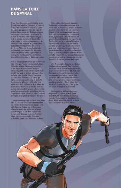 Page 4 Grayson tome 2