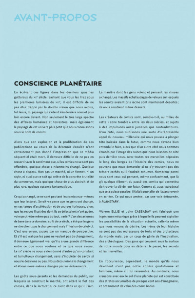 Page 6 Planetary tome 1