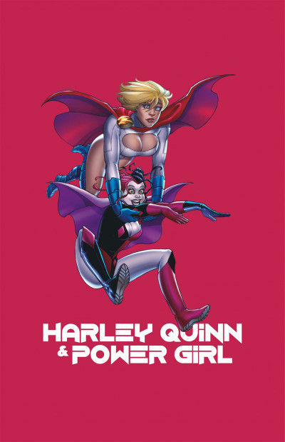 Page 1 Harley Quinn & Power Girl