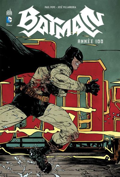 Couverture Batman année 100