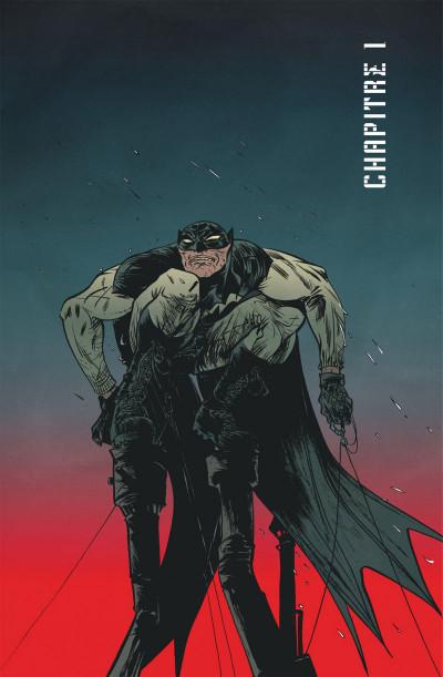 Page 6 Batman année 100