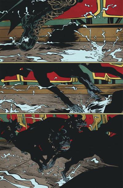 Page 8 Batman année 100