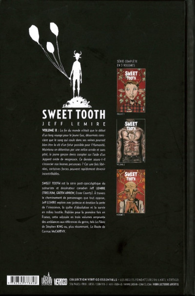 Dos Sweet tooth tome 2