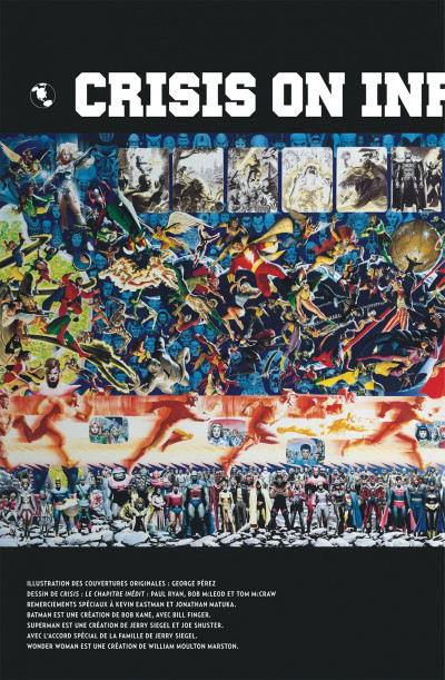 Page 2 Crisis on infinite earths