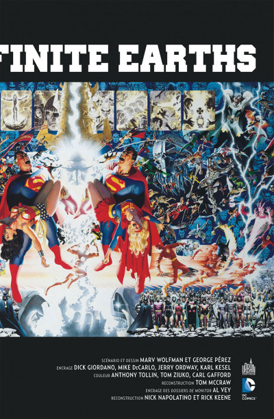 Page 3 Crisis on infinite earths