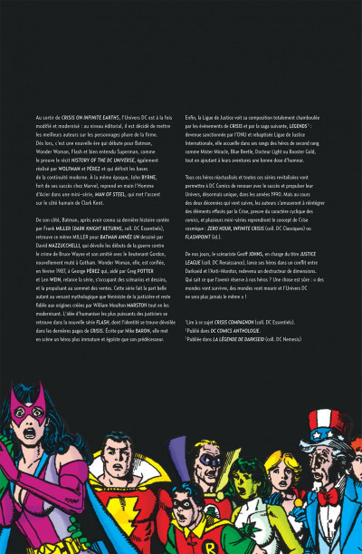 Page 5 Crisis on infinite earths