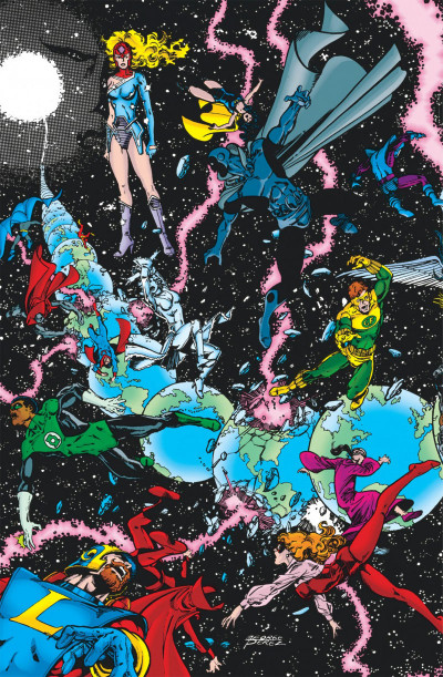 Page 8 Crisis on infinite earths
