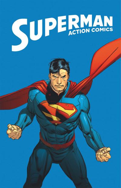 Page 1 Superman action comics tome 2