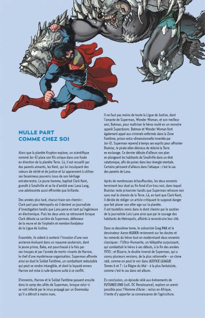 Page 4 Superman action comics tome 2
