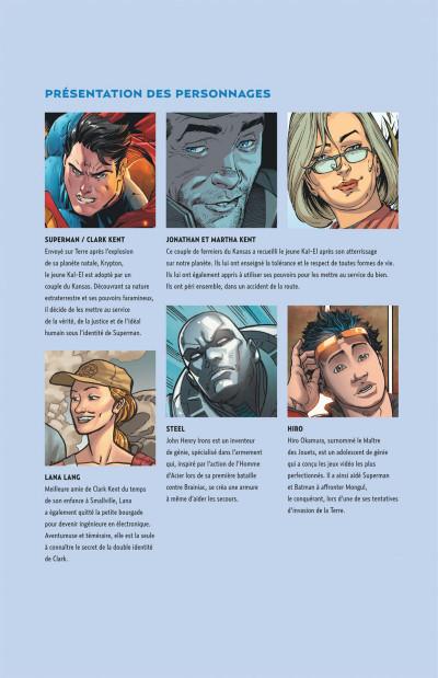 Page 5 Superman action comics tome 2