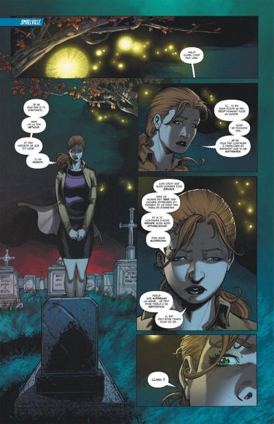 Page 8 Superman action comics tome 2