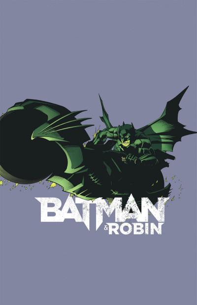 Page 1 Batman et Robin tome 5