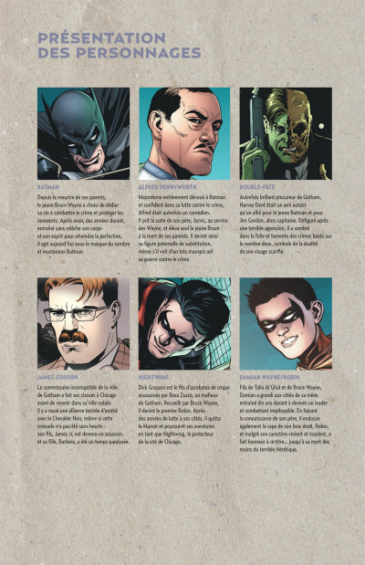 Page 5 Batman et Robin tome 5