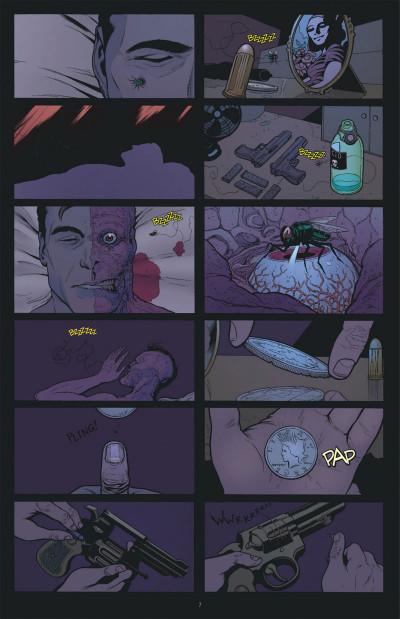 Page 7 Batman et Robin tome 5