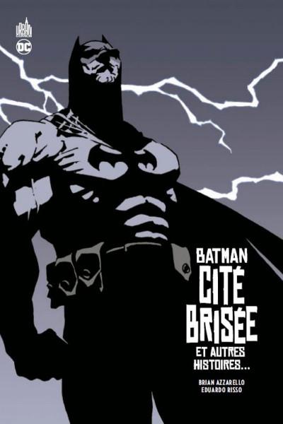 Couverture Batman - Cité brisée