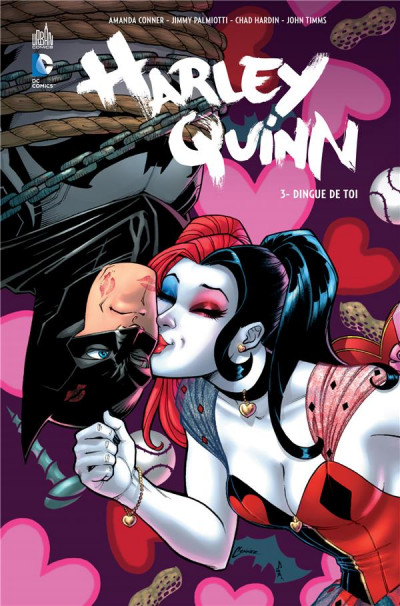 Couverture Harley Quinn tome 3