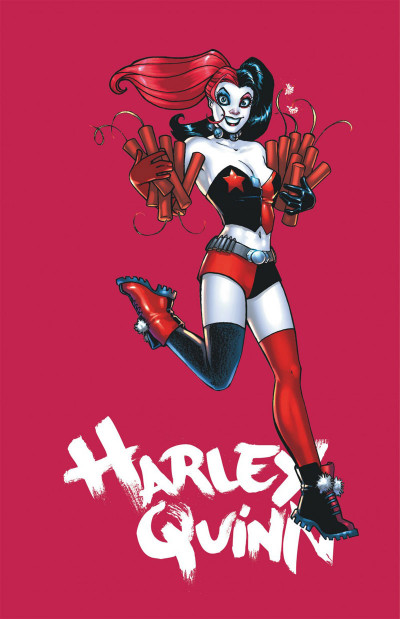 Page 1 Harley Quinn tome 3