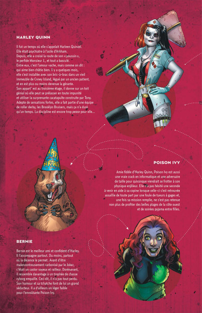 Page 4 Harley Quinn tome 3