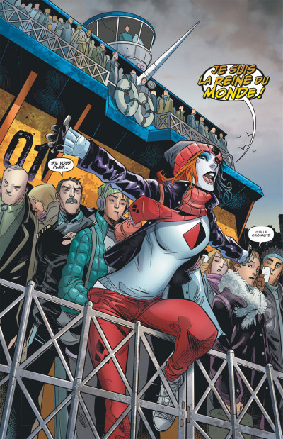 Page 7 Harley Quinn tome 3